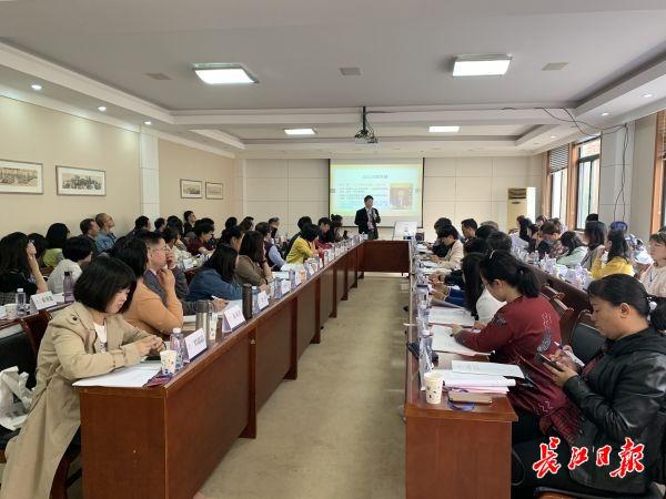 全国罕见!武汉37所大学和中学的老师一起备思政课