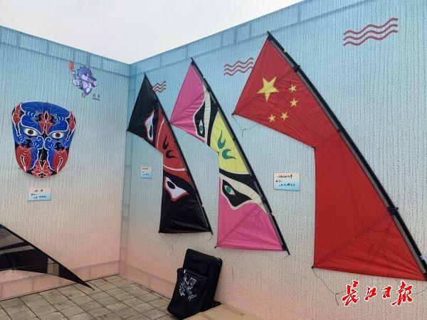 世界最长软体风筝亮相国际风筝节,国际友人直