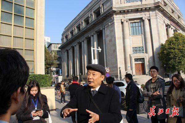 深入城市内部肌理,16所高校博士寻访汉口历史街