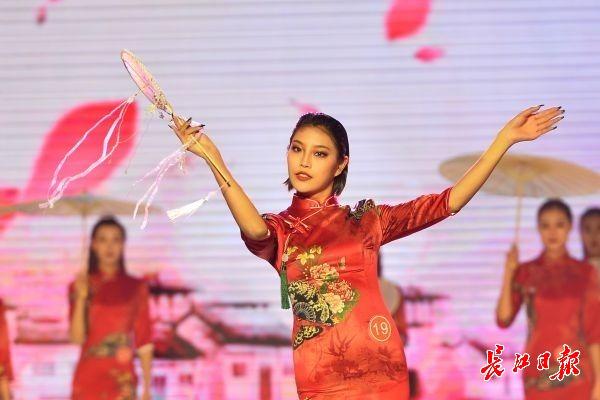2019中国汽摩天使是她