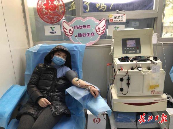 抗疫护士康复后献血浆,黄磊亲手为她做红烧肉空运来汉