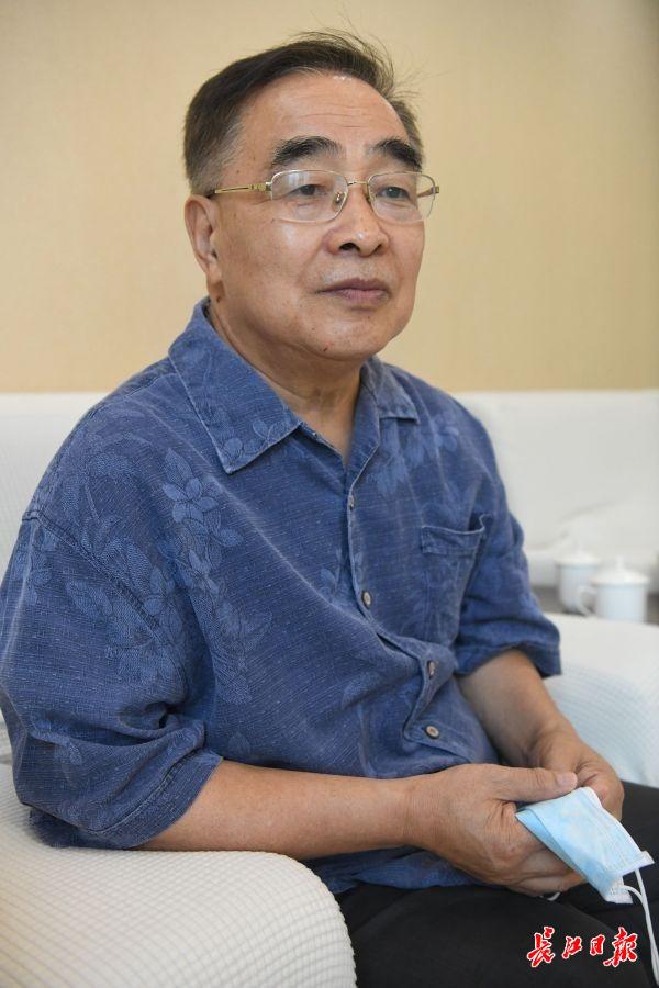 张伯礼院士今天回到武汉:我喜欢车水马龙人声鼎沸武汉,会常来常