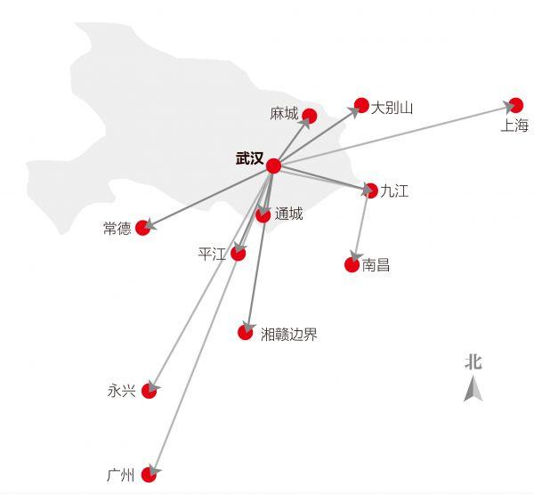 """怎么查别人的手机位置_英雄之城武汉:1927,""""开国将帅""""出发地插图(3)"""