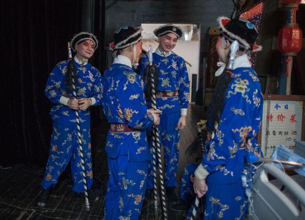 """第八届中华戏曲艺术节12日开幕,5小时接力直播带你全方位体验""""戏码头"""""""