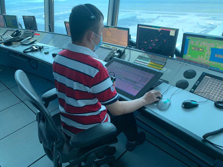 天河机场国内客运航班恢复到去年同期水平,日航班量突破500架次