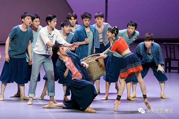 中央芭蕾舞团携新作来汉义演,祝愿武汉重振如《花一样开放》