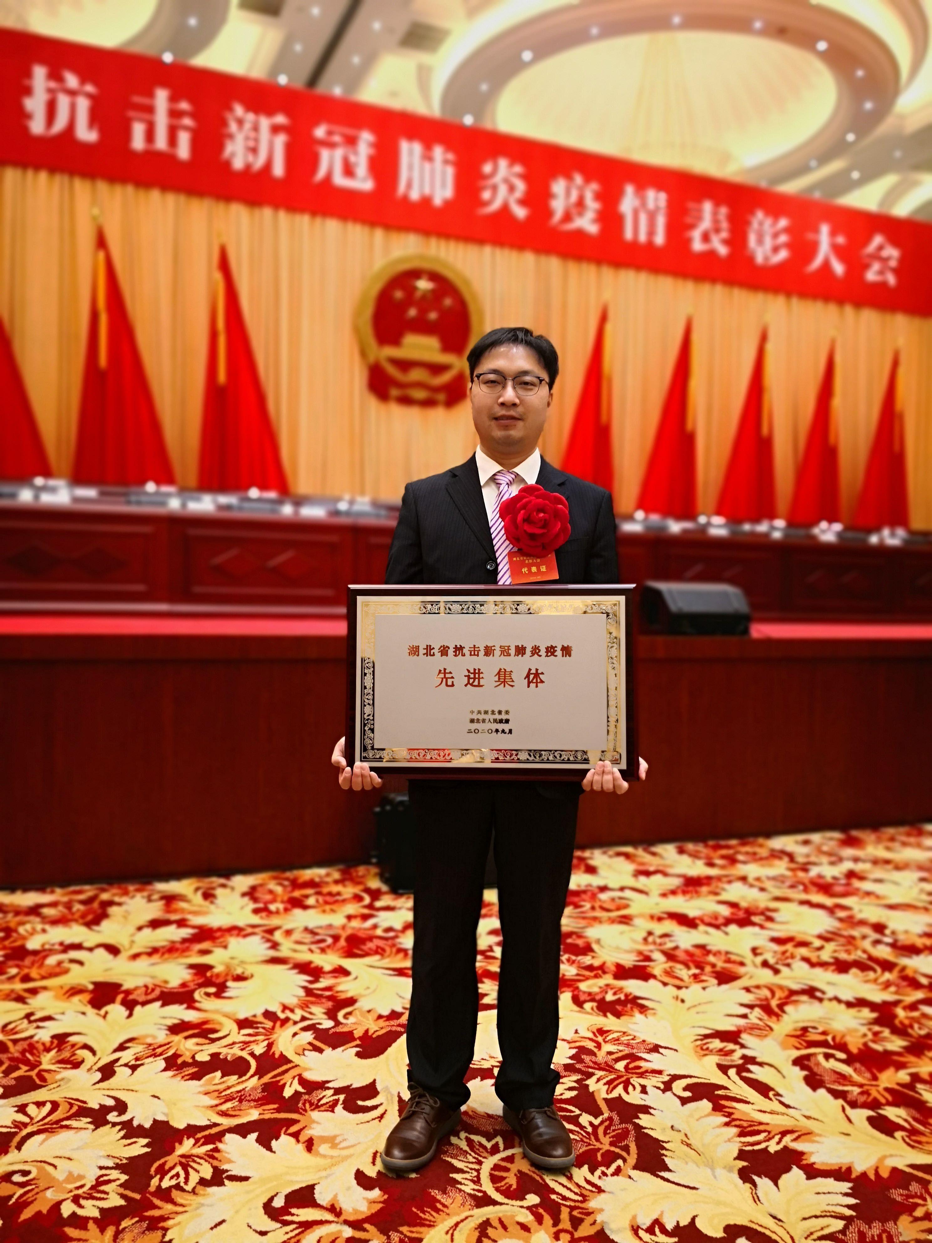 湖北省中医院急诊科主任李刚:沉甸甸的荣誉激励我们继续前行