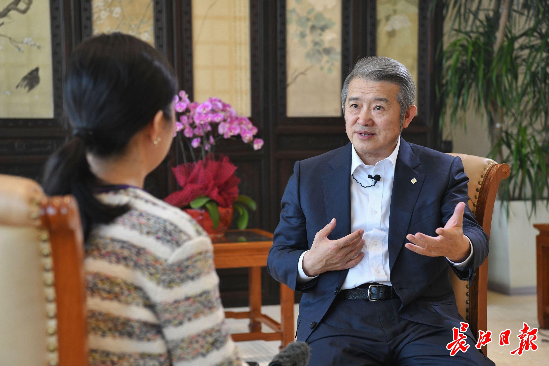 陈东升:健博会是向世界展示武汉疫后重振的窗口