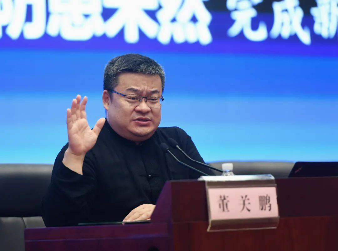 董关鹏受聘中国光谷品牌顾问,汪祥旺颁发聘书