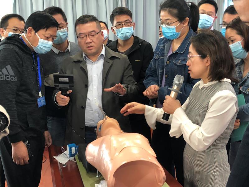 武汉协和医院专家助力革命老区提升疫情防控能力