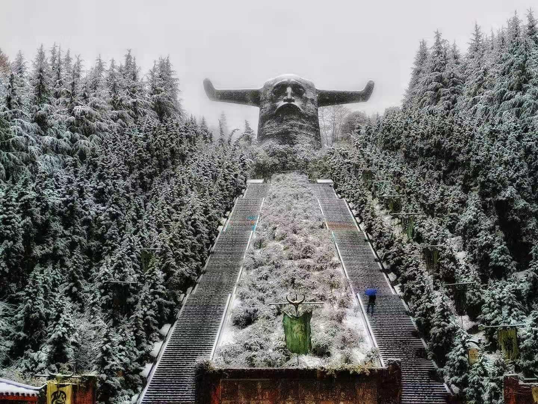 神农架的雪|城市摄影队