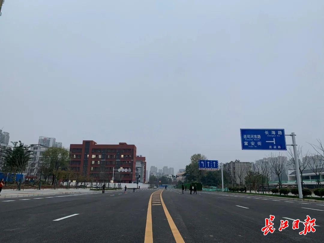 早安武汉|武汉102条道路开通(附详细名单)插图(1)