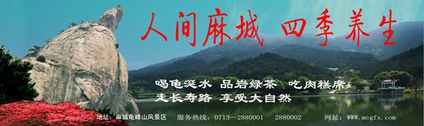 """麻城龟峰山风景区""""花样促销""""做热暑期旅游"""