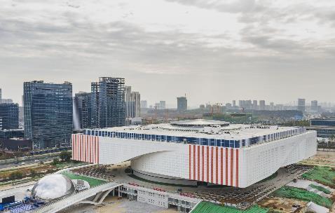 先睹为快!武汉将有全球最大全景空中影院