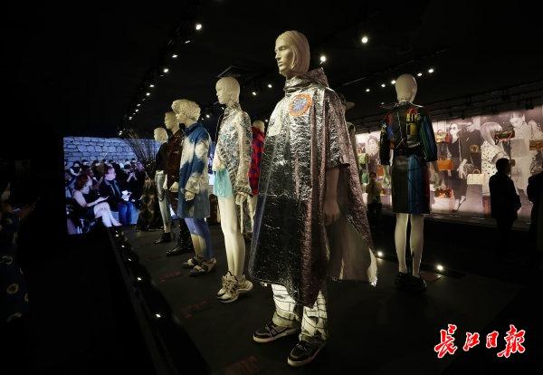 法国百年品牌世界巡展首站武汉 | 图集