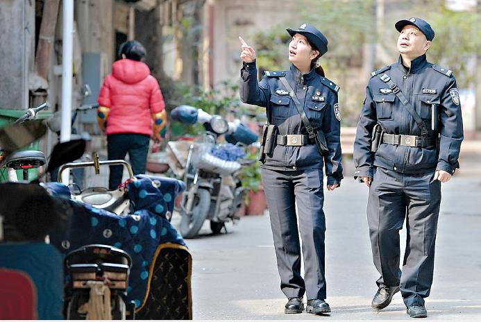 这里是武汉首个基本无盗窃社区