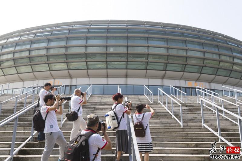 探访武汉理工大学体育中心