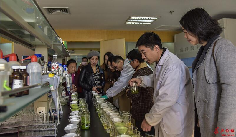 探秘武汉市农业检测中心