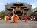 红红火火的庙会
