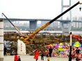 汉口江滩又添景观