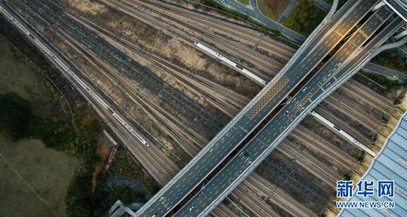 全国铁路客流高峰