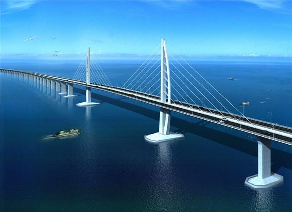 探访港珠澳大桥